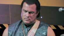 The Very Weird Tales of Steven Seagal