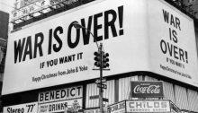 Virtual Musical Advent Calendar, December 2 : Happy Xmas (War is Over)