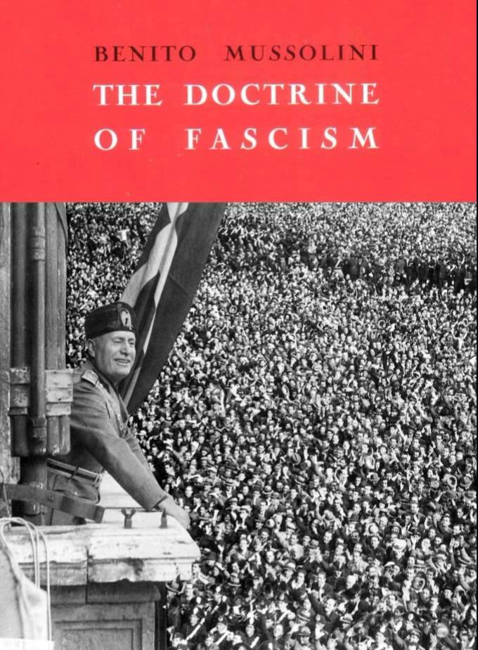 Radical Reading: The Doctrine of Fascism