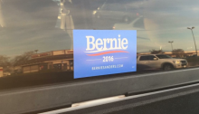 Feeling The Bern & The Rage on The Road