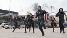 """Captain America: Civil War"" Movie Review"