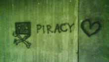 V for Vindication: Justifications for Piracy and Copyright