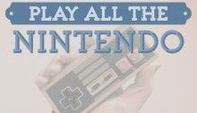 Play All of The Nintendo! - Week 2