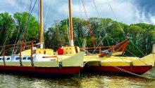 The Montauk Catamaran Company Post-Apocalypse Freedom and Creativity Fellowship Redux