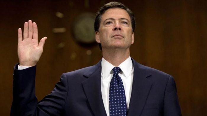 James Comey Testifies: Open Thread