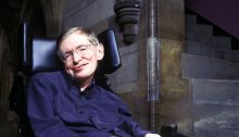 Stephen Hawking Gone