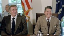 "Let's Dispel the Myth That Trumpism Is Destroying ""Reagan's GOP"""