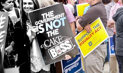 The Cake War Rages on After SCOTUS Punt