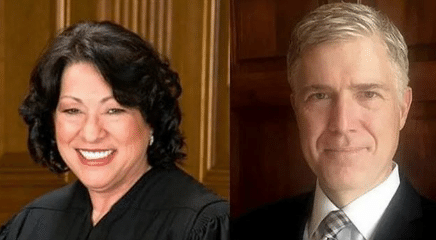 SCOTUS' Not So Odd Couple: Gorsuch and Sotomayor